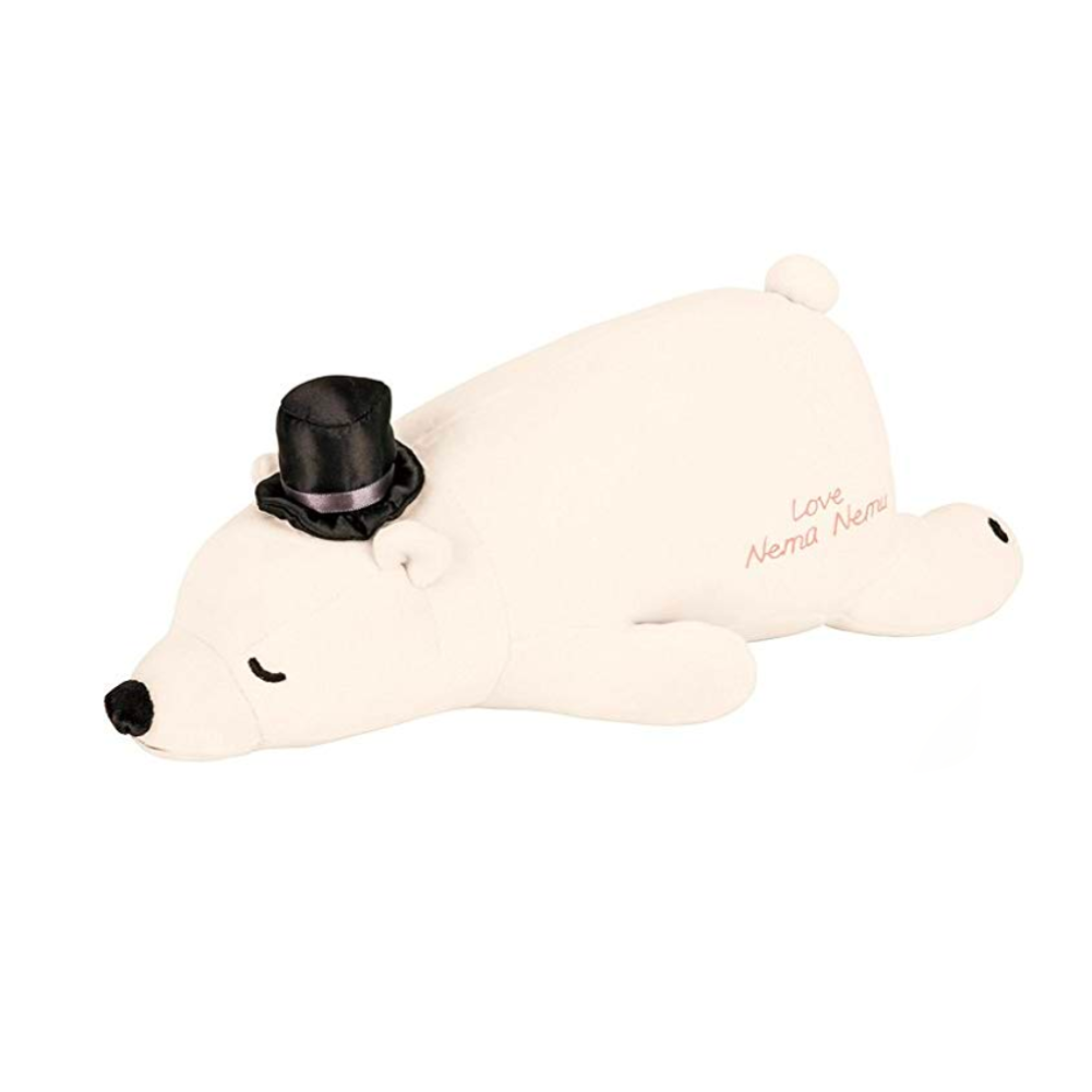 Nemu Nemu Wedding Polar Bear Hug Pillow