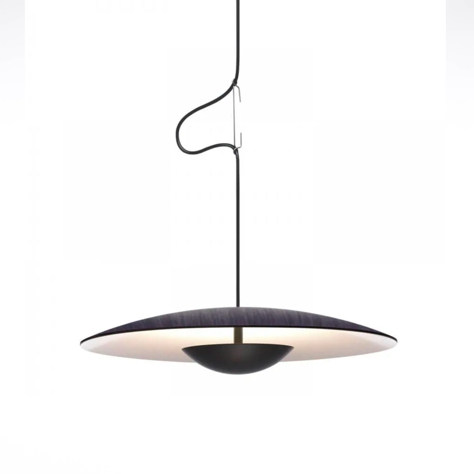 Marset Ginger 60 Suspension Lamp , Wenge