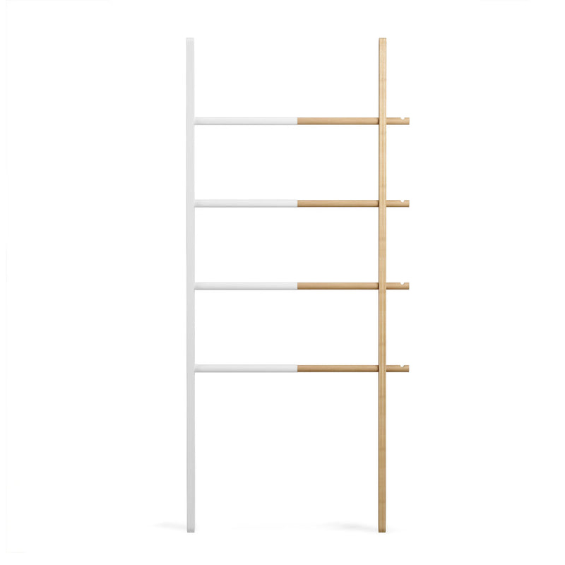 Umbra Hub ladder, natural, white