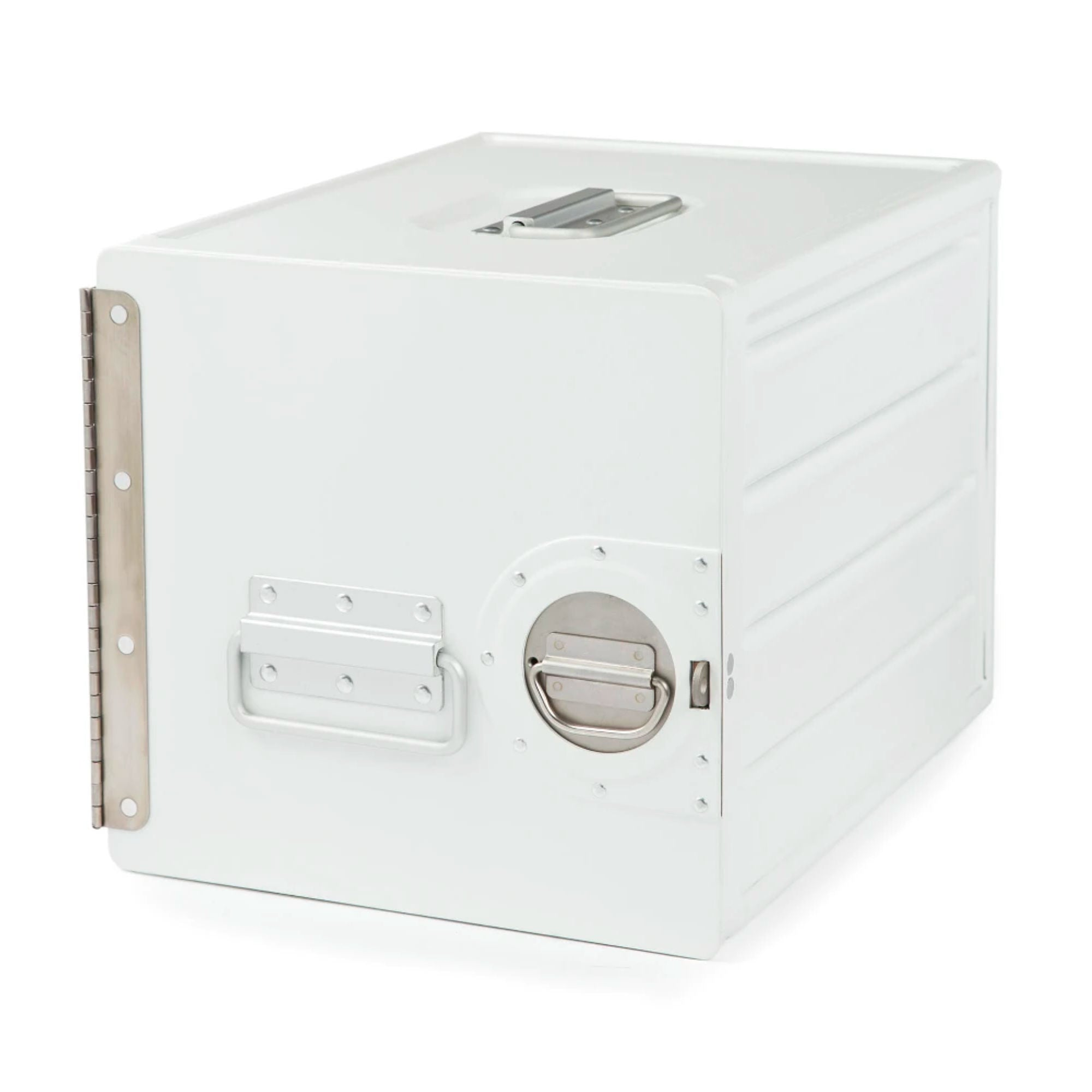Bordbar Cube Wall Storage Box , White