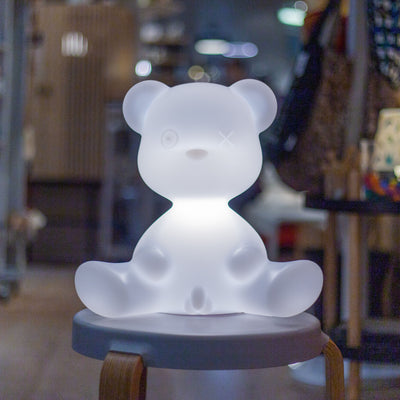 Qeeboo Teddy Boy table lamp , white