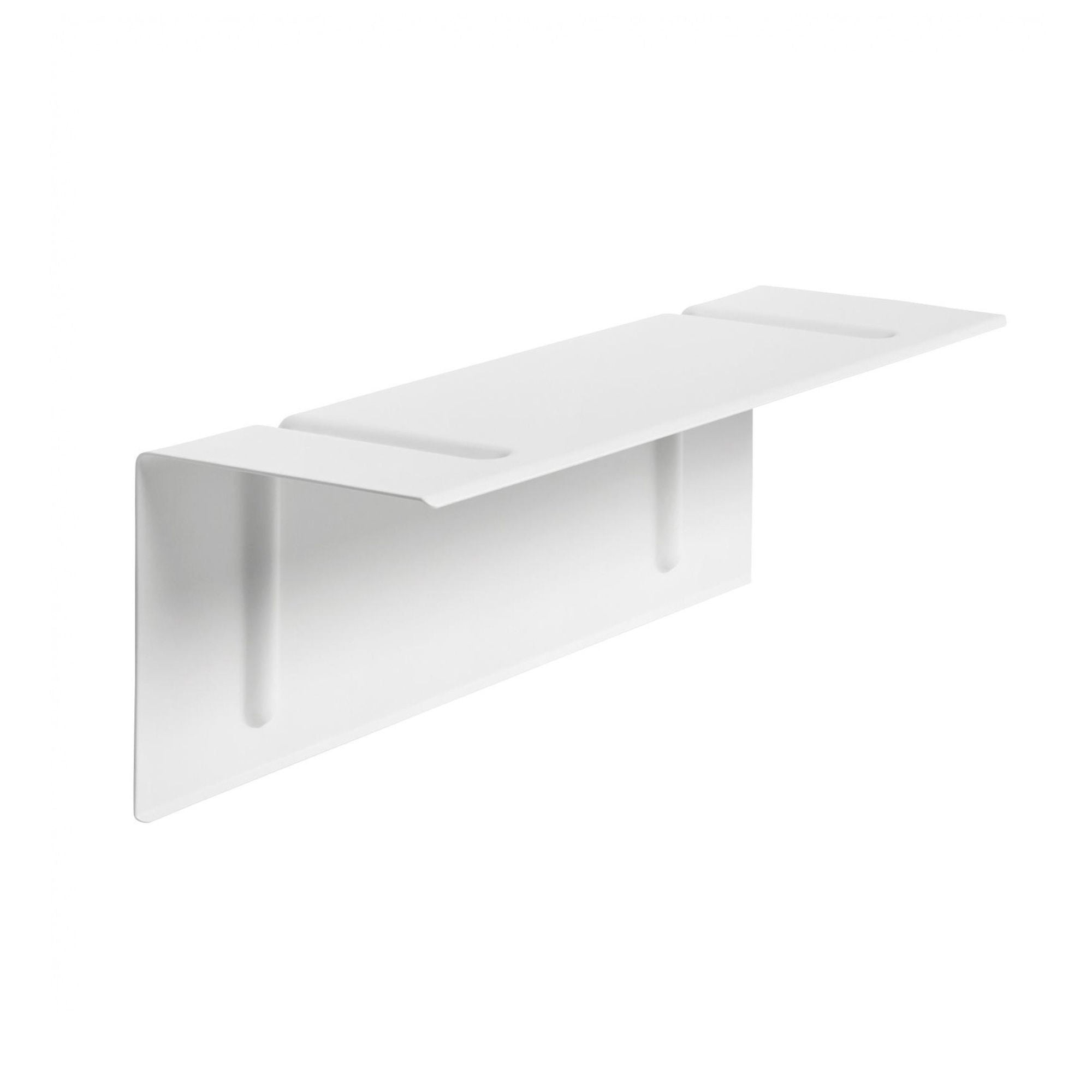 Hay Brackets Incl. Wall Shelf L60 , White
