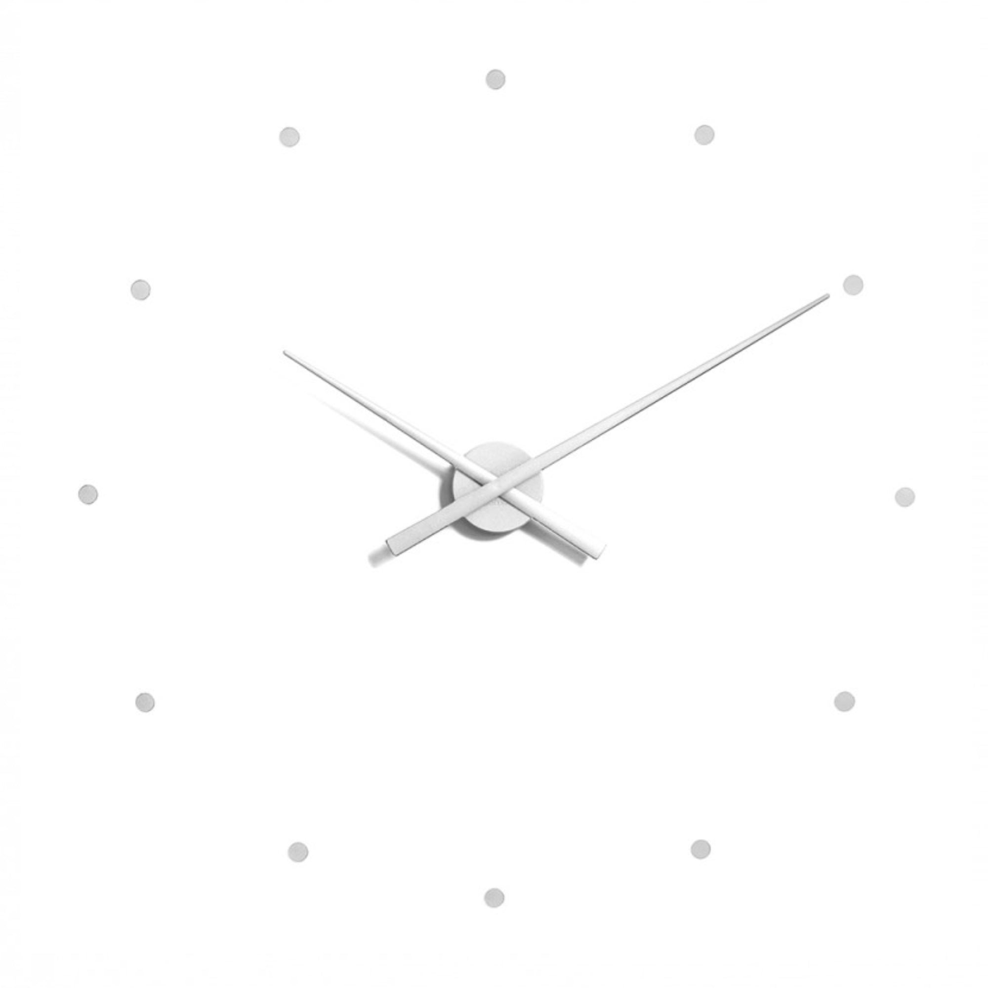 Nomon OJ Wall Clock , White