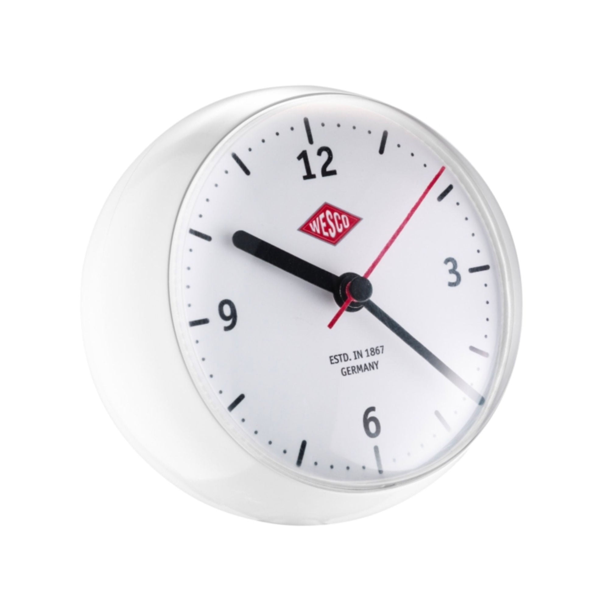 Wesco Mini Clock Kitchen Time , White