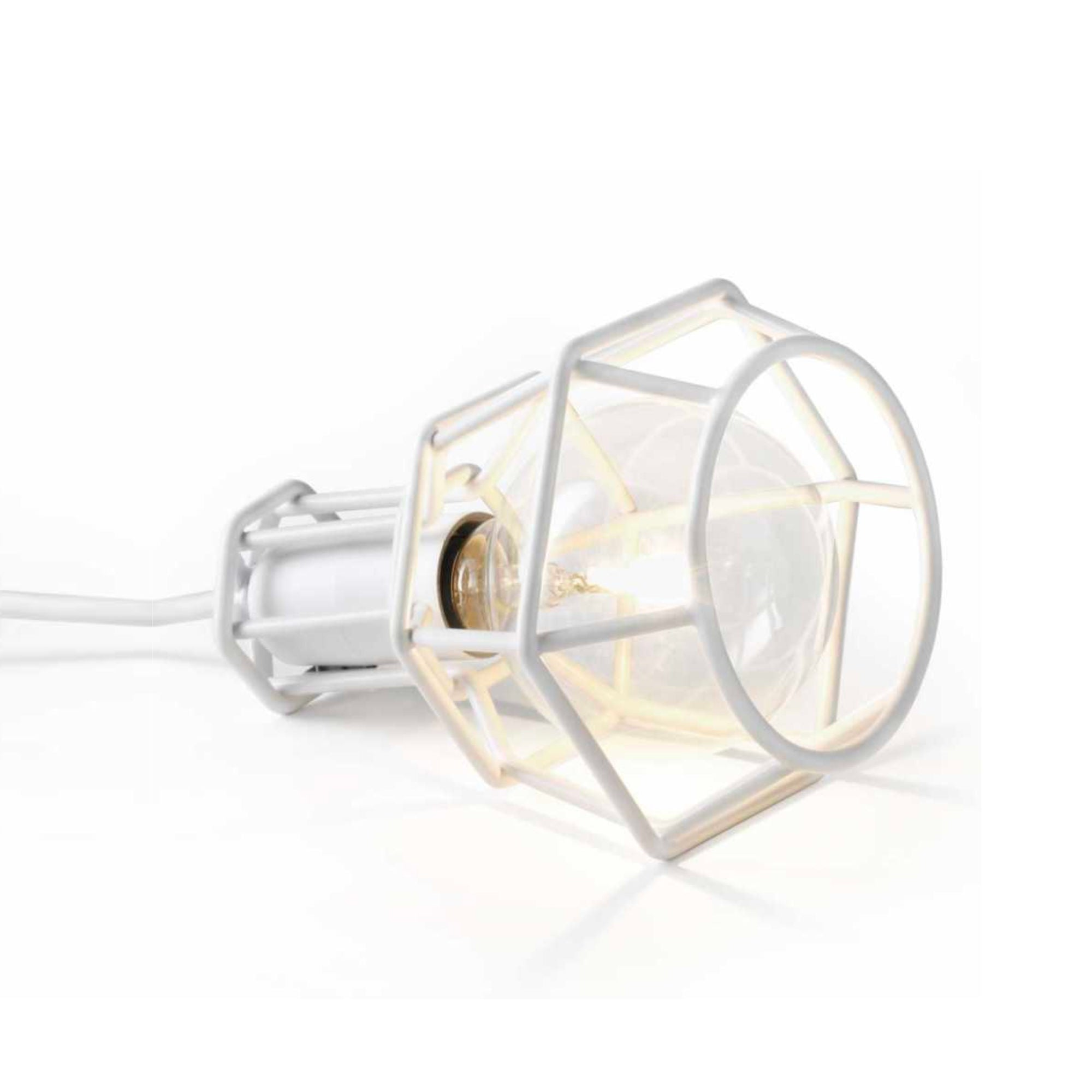 Design House Stockholm Work Lamp , White