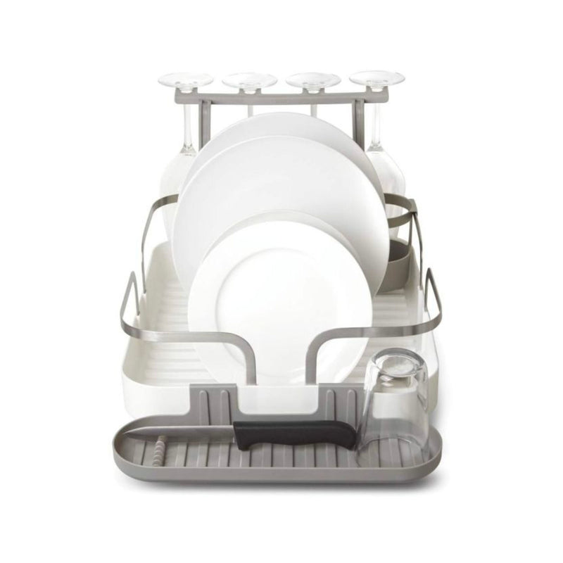 Umbra Holster Dish Rack , White