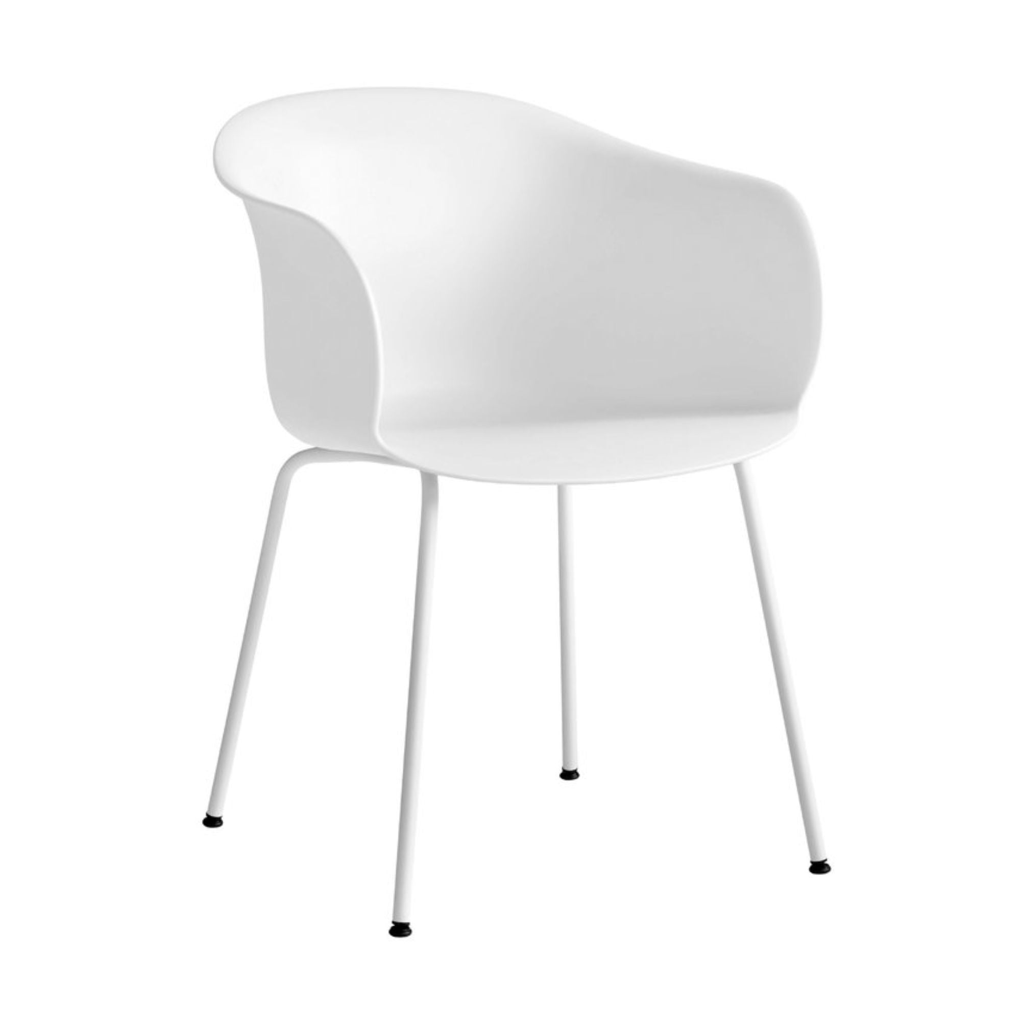 &Tradition JH28 Elefy Chair , White - White