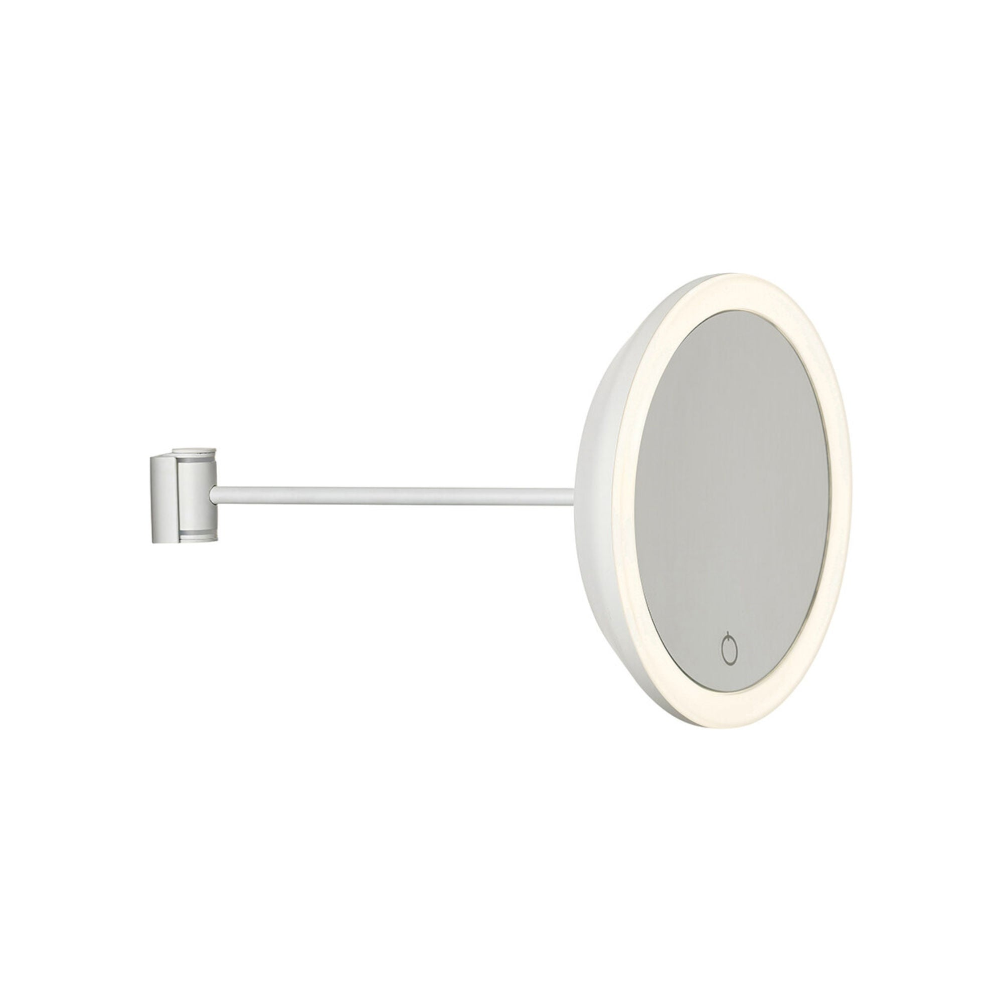Zone Denmark 5x Magnifying Make-up Mirror Wall , White