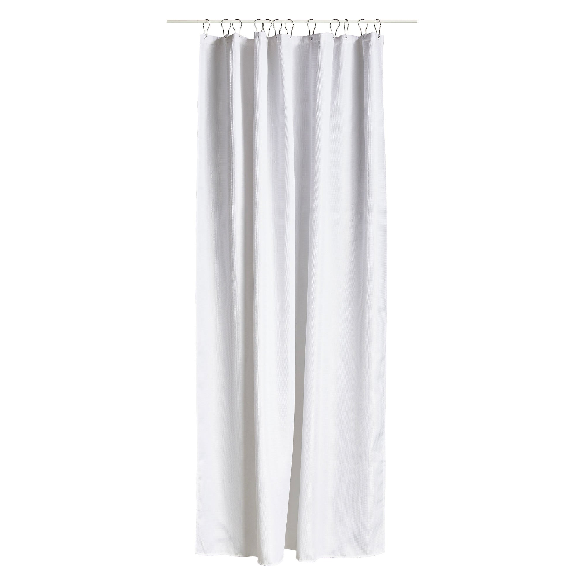 Zone Denmark Lux Shower Curtain , White