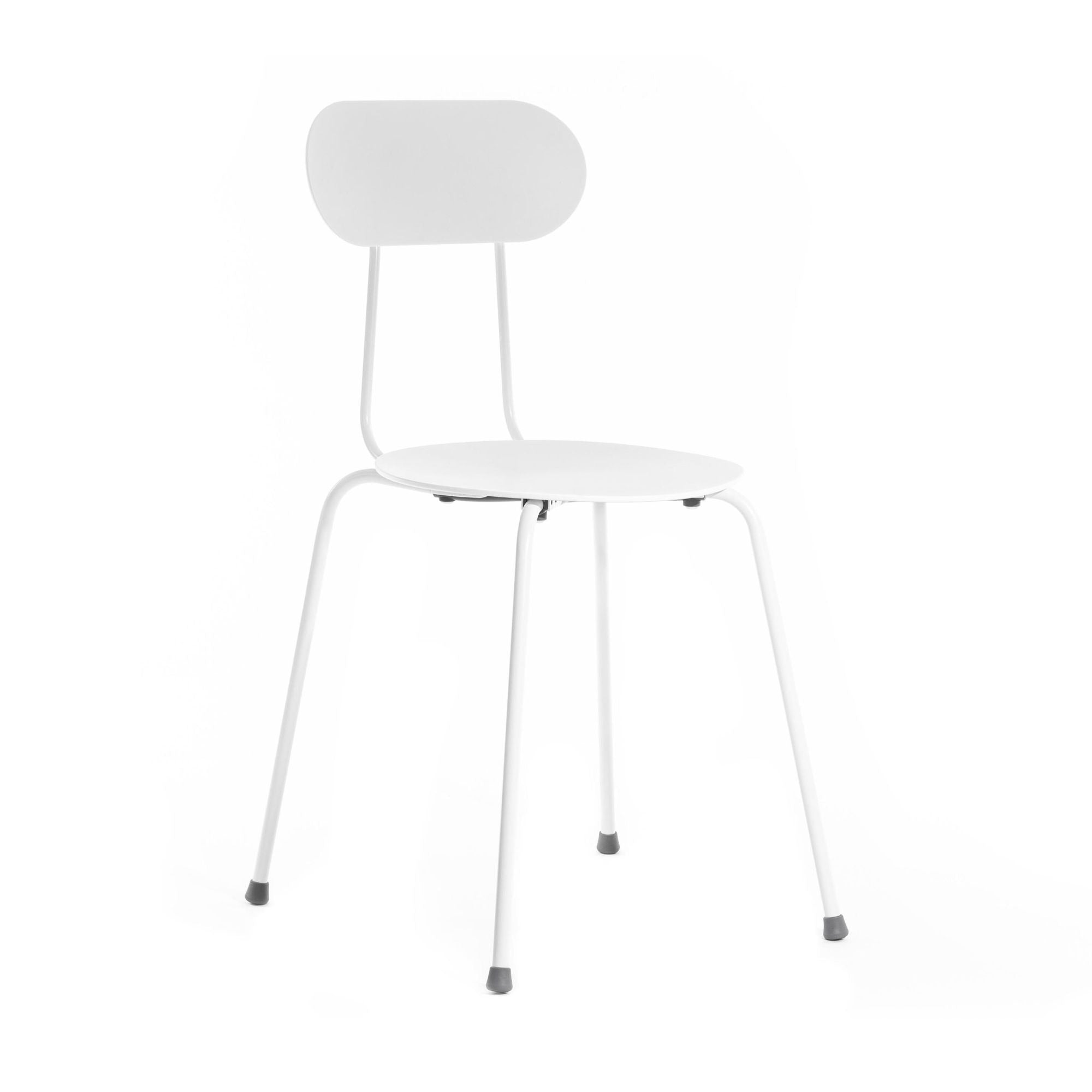 Magis Jerry stool, beech, white