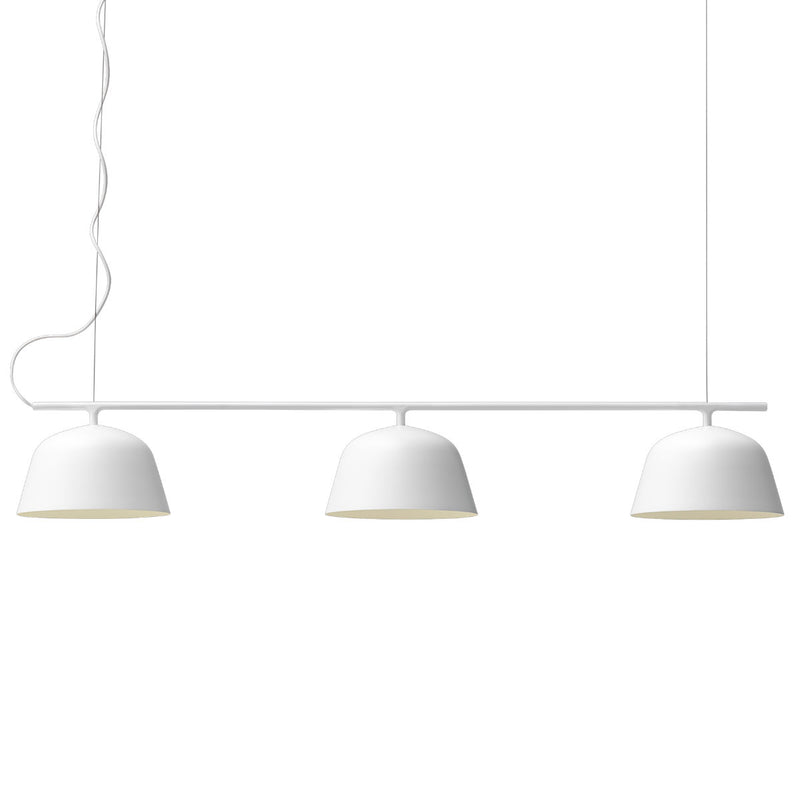Muuto Ambit rail lamp, white