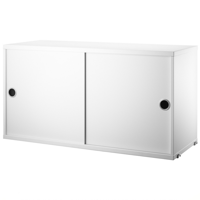 String® Cabinet with Sliding Doors 78 * 42 * 30cm