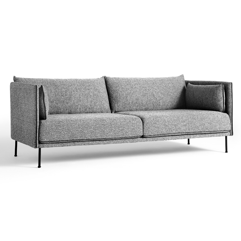 HAY Silhoette Sofa 3 Seater