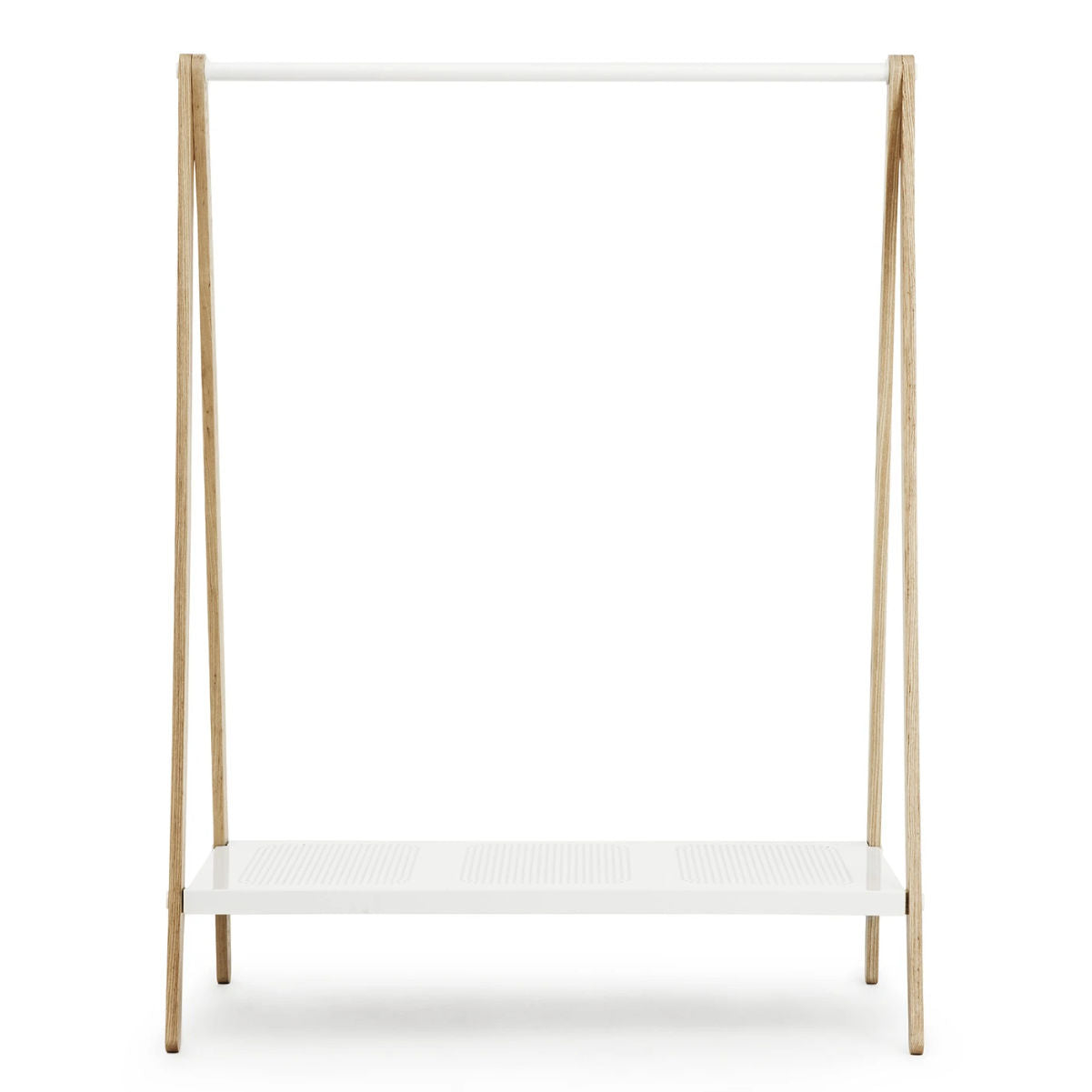 Normann Copenhagen Toj clothes rack, large, white