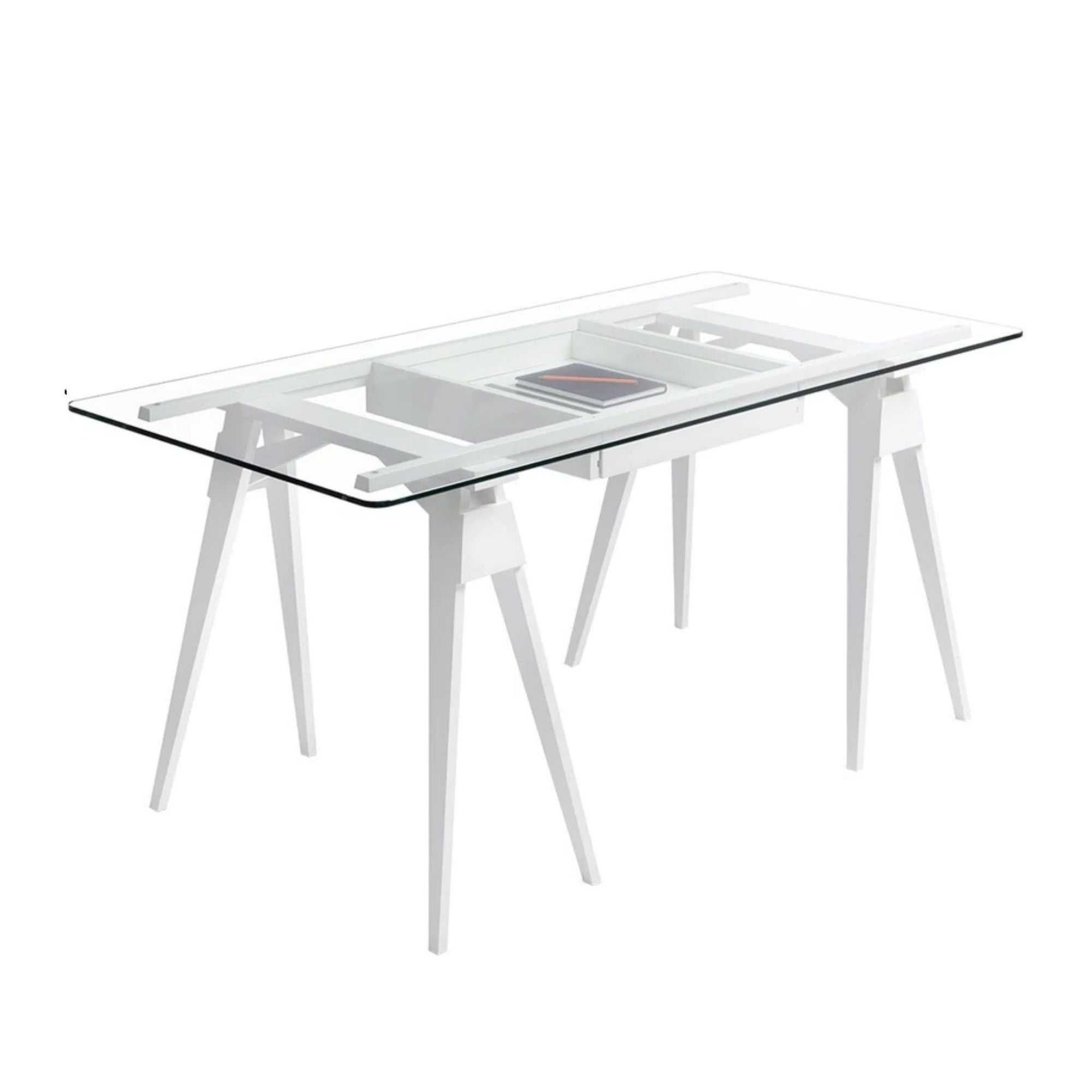 Design House Stockholm Arco desk, white