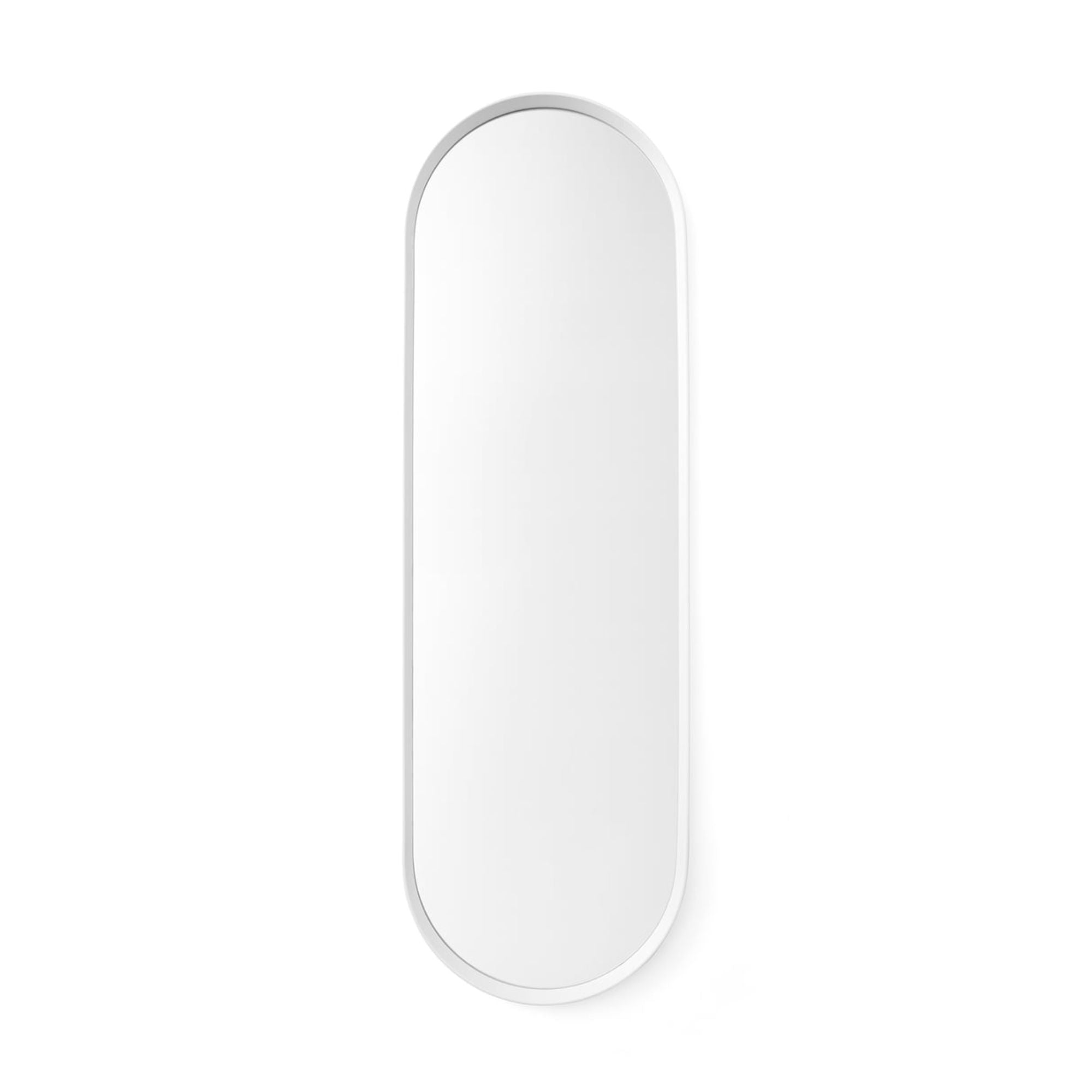 Menu Norm Oval Wall Mirror , White