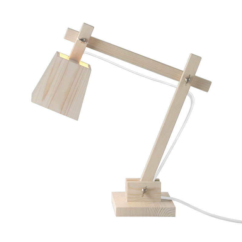 Muuto Wood table lamp