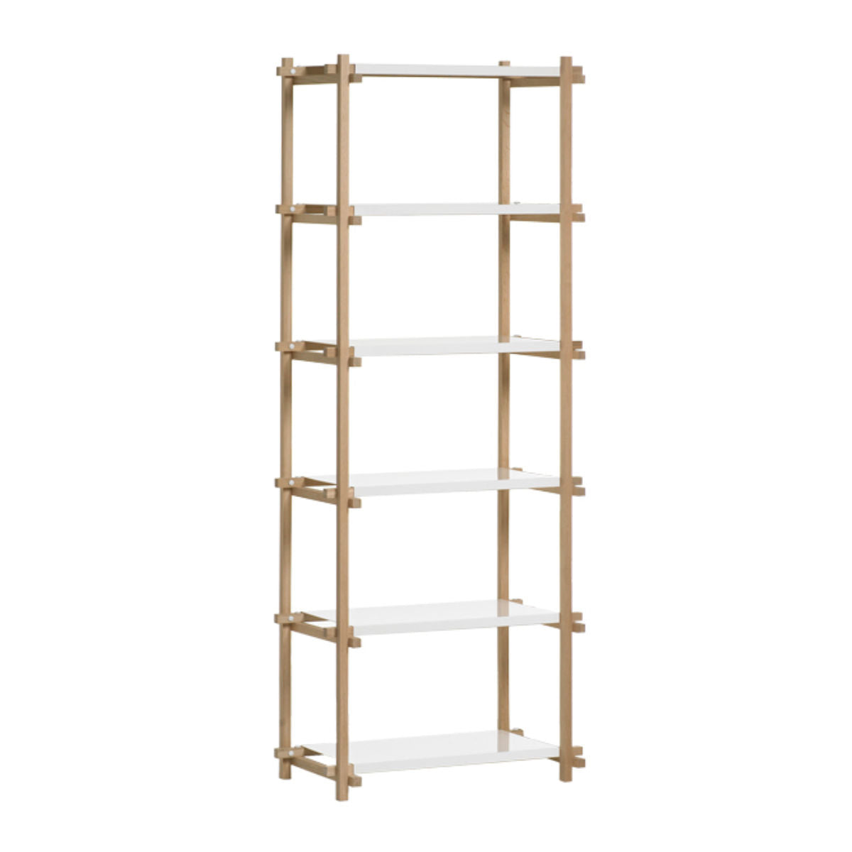 Hay Woody column shelf, high