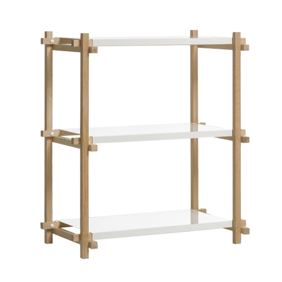 Hay Woody column shelf, low