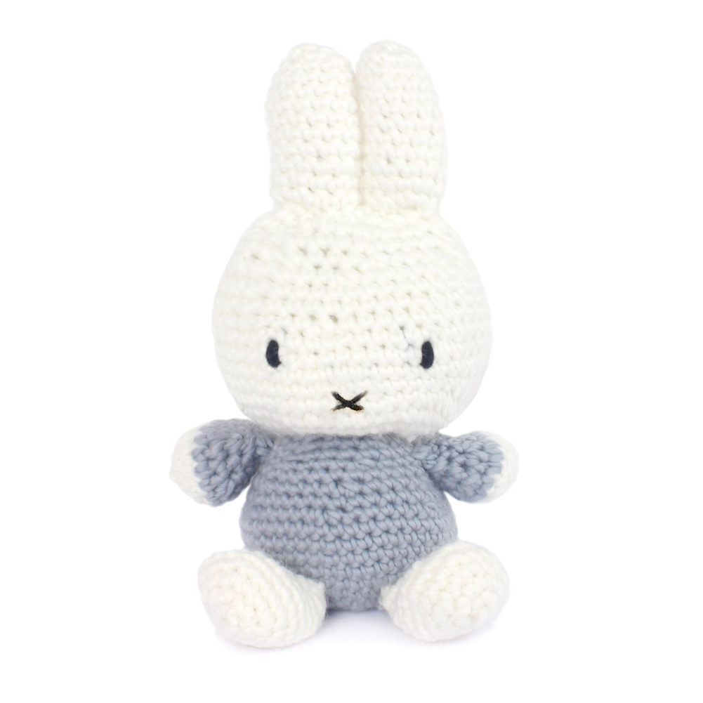 Miffy Amigurumi Crochet Kit . XL