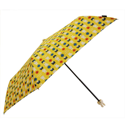 Miffy Head Umbrella, miffy and cat