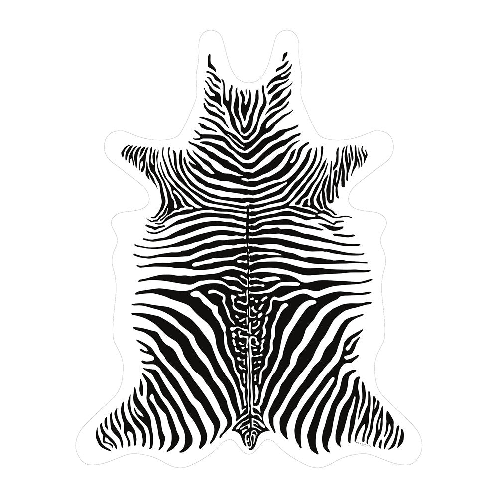 Zebra Carpet