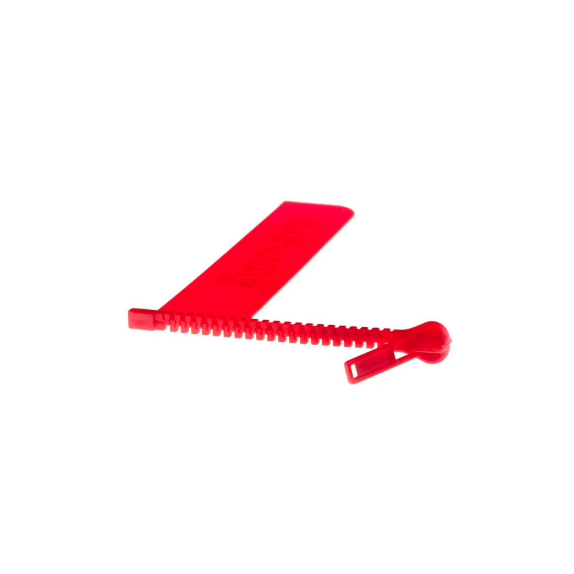 Zipmark bookmark, red