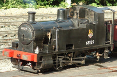 Doug Hewsons Y4 Locomotive