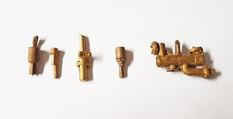 BR STD Fittings: BR 10X Live Steam Injector Casting