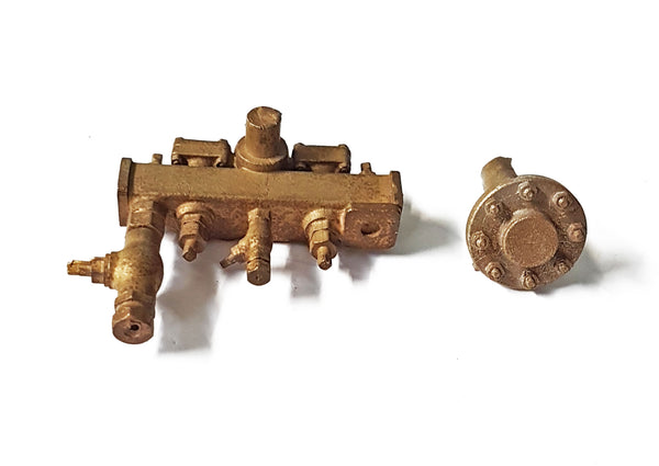 BR STD Fittings: Steam Manifold