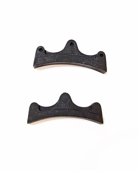 Wagons: RCH Wagon Brake Shoes (Moulded Nylon)