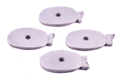 Carriages: Buffer Head Blanks - Oval