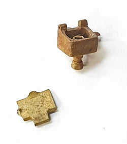 BR STD Fittings:  Wick Feed Swab Boxes - Single