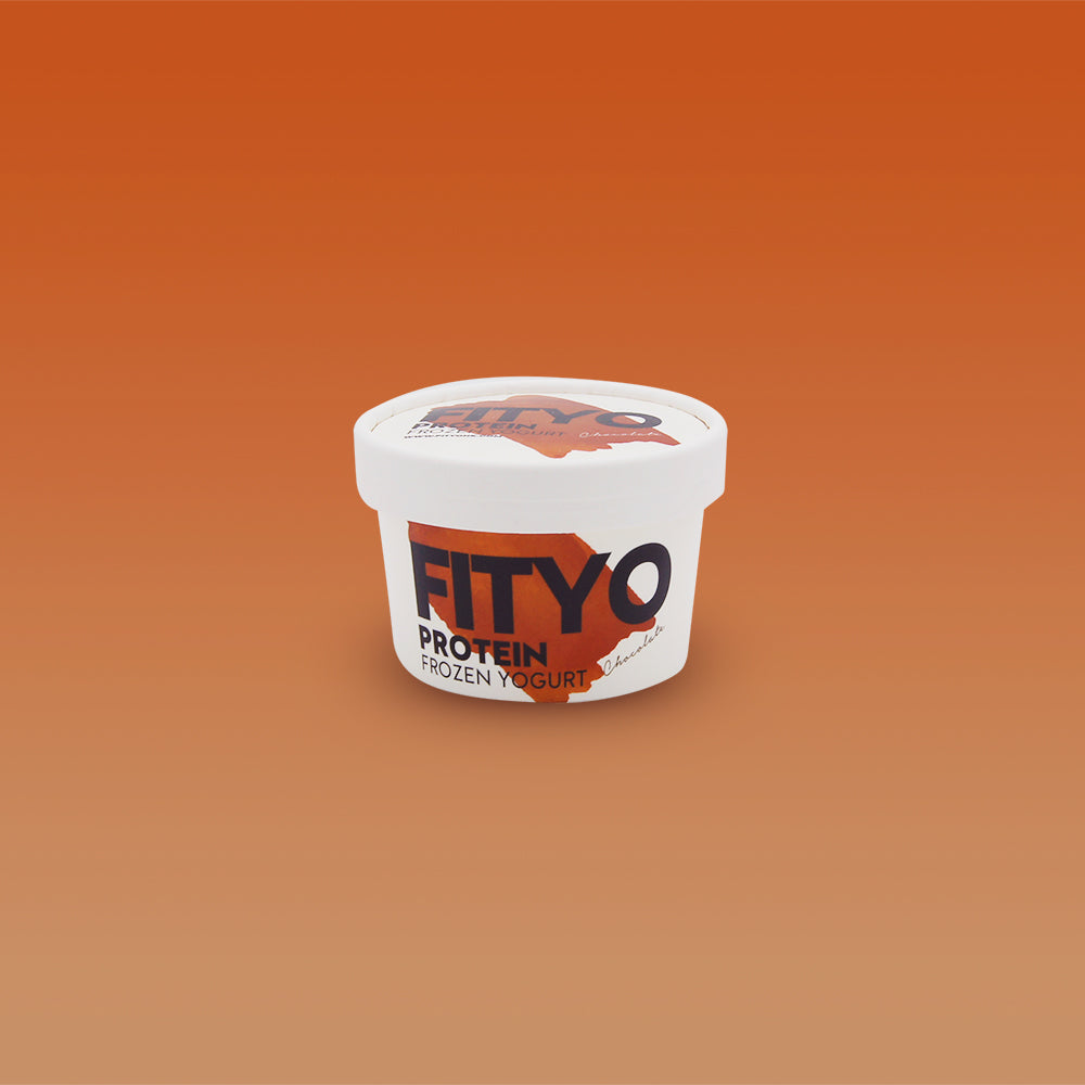 FITYO Protein Frozen Yogurt Chocolate