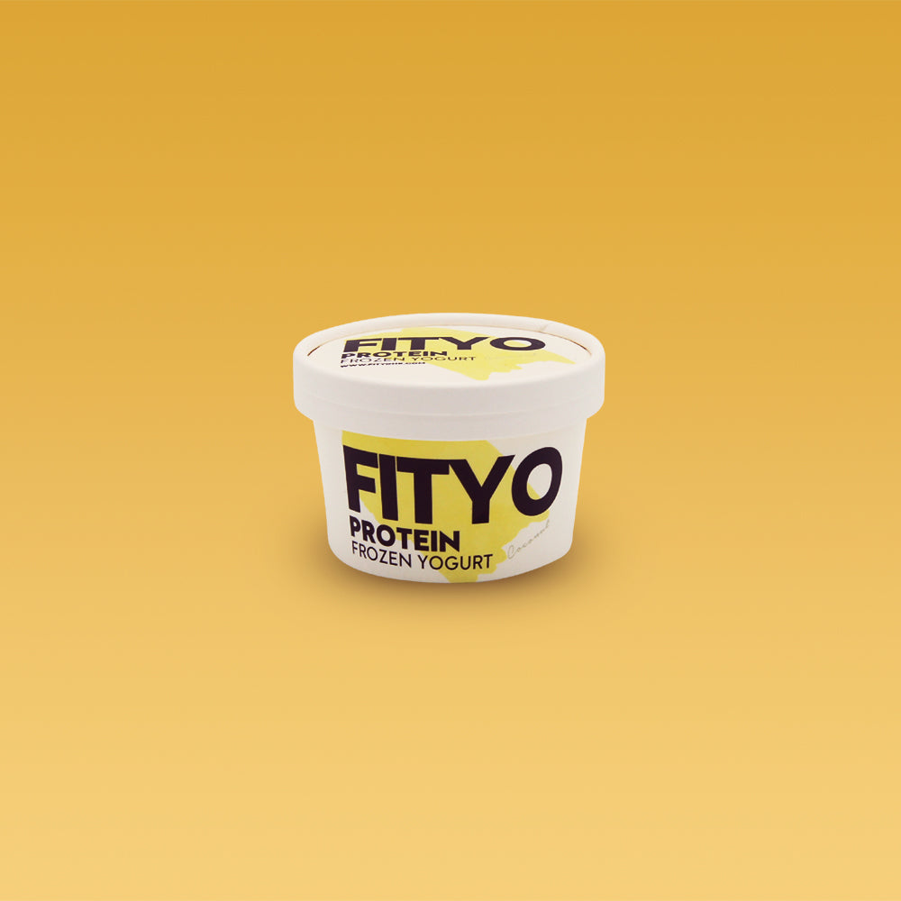 FITYO Protein Frozen Yogurt Coconut