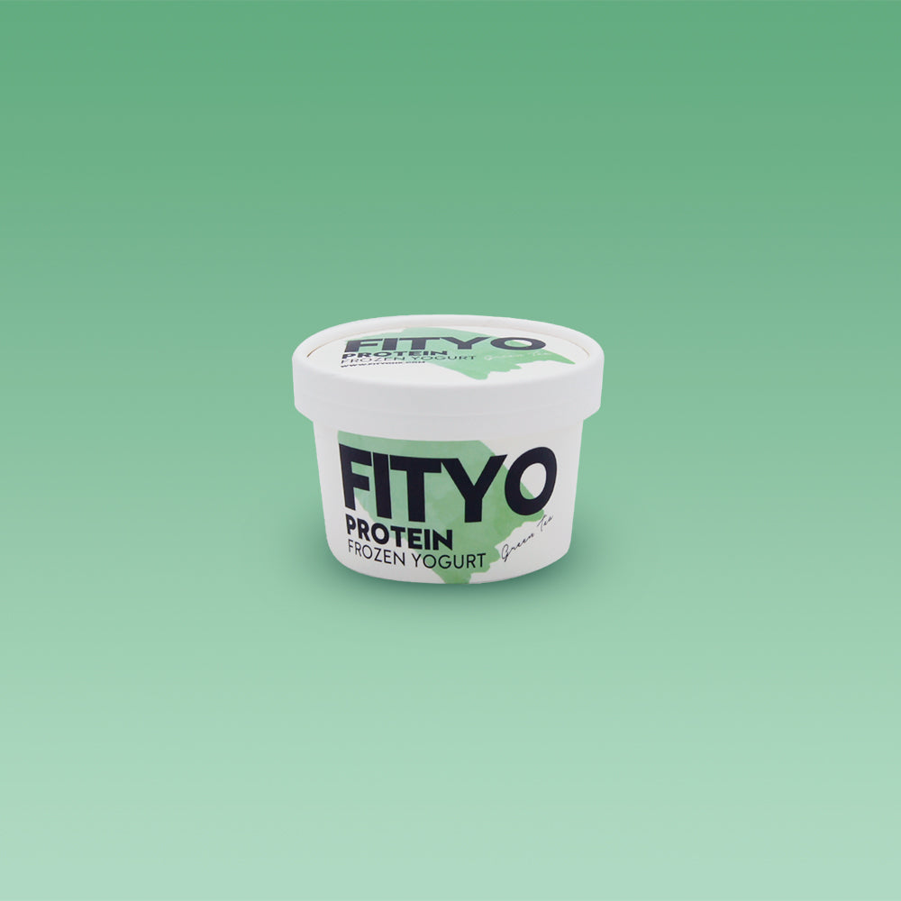 FITYO Protein Frozen Yogurt Green Tea
