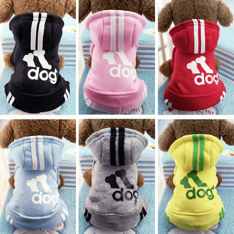 Dog Coats & Jackets Small Dog Winter Hoodie - rcc-shop