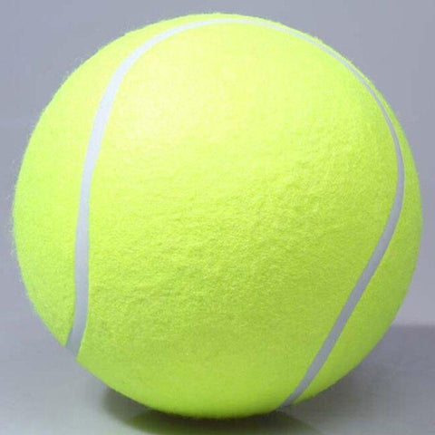 Dog Toys Giant Tennis Ball For Pets -petshousehold