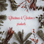Christmas and Festive holiday products