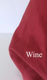 Knitting Tote Bag, Knitting Project Bag ~ Knitters Carry All Tote shown in Wine Canvas colour