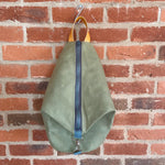 Knitters Carry All Backpack LIGHT ~ rucksack project bag for knitters, crochet and crafters!