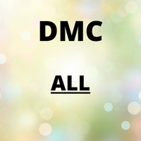 DMC 6 Stranded Cotton ALL