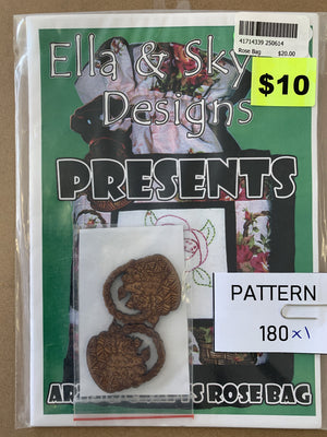 Pattern 180 - Includes Buttons