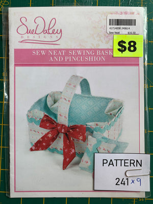 Pattern 241 - Papers Included