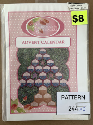 Pattern 244 - Papers Included