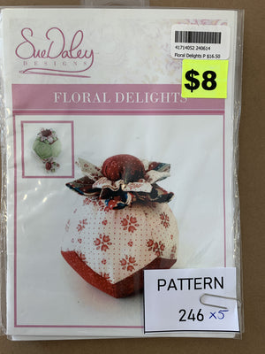 Pattern 246 - Papers Included