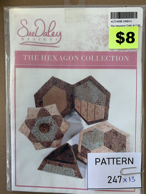 Pattern 247 - Papers Included