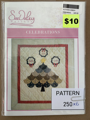 Pattern 250 - Papers Included