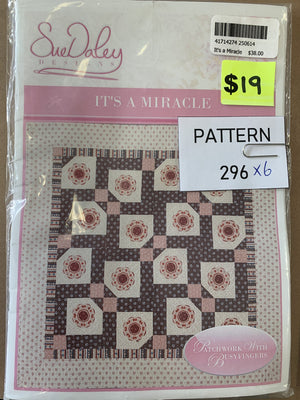 Pattern 296 - Papers Included