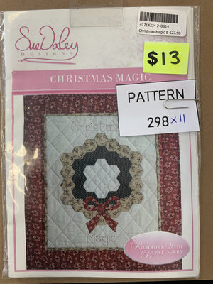 Pattern 298 - Papers Included